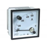 Panel Meters Analog Changeover Switch Voltmeters To Measure  , Extensive Reange Of Electrical Meter for sale