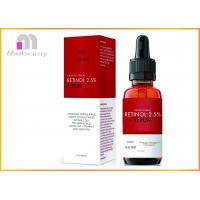 Wholesale Organic Anti-Wrinkle Retinol 2.5% Face Serum With Hyaluronic Acid from china suppliers