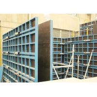 Wholesale Light Weight Steel Frame Formwork B Form Customized Size With Plywood from china suppliers