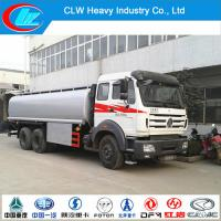 China Hot Sale Heavy Duty 6X4 19.8cbm Oil Tank Truck (CLW1250) on sale