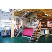 Wholesale CE Certified Automatic PP Spun Non Woven Fabric Manufacturing Mmachine 3200SS from china suppliers