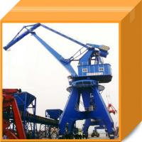 China Exported South Africa dock portal crane machine with best parts on sale