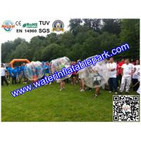 China Professional Inflatable Human Bubble Football Ball for School on sale