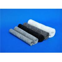 Quality Eco Friendly Industrial Felt Fabric Non Woven with 4mm Thickness for sale