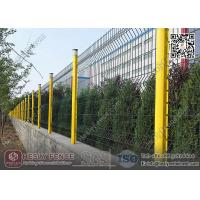 Wholesale Welded Mesh Panel Fencing PVC coating Green Color HeslyFence China from china suppliers