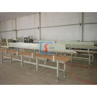 Wholesale High Caparity Plastic Extrusion Machine , PVC Panel Production Line with certificates from china suppliers