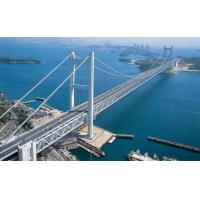 Buy cheap Galvanized Steel Cable Suspension Bridge from wholesalers