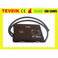 Wholesale Medical Reusable PU NIBP Cuff , Hospital Measuring Blood Pressure Cuff With Doube Hose from china suppliers