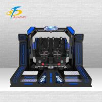Wholesale 5KW 9D VR Simulator Super Pendulum Experience Machine With 12 Months Warranty from china suppliers