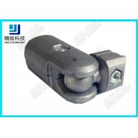 Buy cheap AL-5 Silver Aluminium Tubing Joints ADC -12 Aluminum Tubing Joints Connector from wholesalers