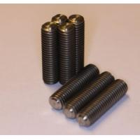 Wholesale High Density high temperature 99.95% pure molybdenum threaded rods from china suppliers