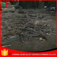 Wholesale GX300 NiMo3 Wear Cast Plates 45mm Thick for Material Bunkers  EB10021 from china suppliers