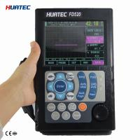 Wholesale FD520 digital ultrasonic flaw detector , ultrasonic flaw detection equipment dust proof from china suppliers