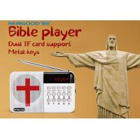Wholesale Catholicismusb stick mini radio portable speaker from china suppliers