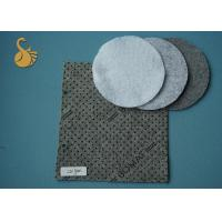 Wholesale Polyester Needle Punched Non Woven Felt Fabric With Dots For Carpet Backing from china suppliers
