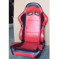Wholesale Red Black Sport Racing Seats With Single Or Double Slider Simple Installation from china suppliers