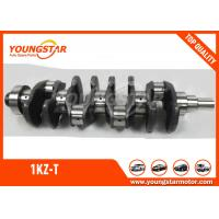 Wholesale Car Engine Crankshaft For TOYOTA 1KZ-T / 1KZ-TE 3.0TD 13401 - 67010 from china suppliers