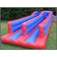 Wholesale PVC Tarpaulin Bungee Run Inflatable Party Games For Fantastic Family Funday from china suppliers