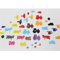 Wholesale Decorative Animal Shape Gummed Paper Shapes Mixed Size Colour Geometry Art 80GSM from china suppliers