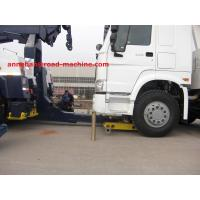 Wholesale EuroII HW76 Cabin 6x4 10 Wheels 30 Ton Heavy Wrecker Tow Truck SINOTRUK HOWO ZZ1317N4667C from china suppliers