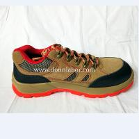 China New Design Anti-Smashing Cheap Steel Toe Safety Shoes Running Outdoor Sport Shoes on sale