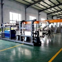 China Modified Starch Machine barrels and screws corn starch production line on sale