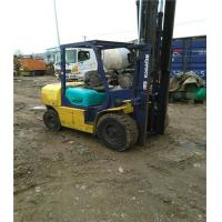 Wholesale Used Komatsu 5t forklift from china suppliers