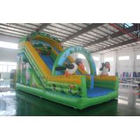 Wholesale Animal Theme Commercial Inflatable Slide For  Backyard , Slide Inflatable For Kids from china suppliers