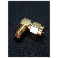 Wholesale Brass Copper CNC Milling Parts RF Coax Connector , CNC Machining Service from china suppliers