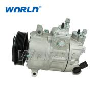 China 12V Ac Compressor Replacement For For A3 VW Toura TT TOURAN RABBIT 1J0820803AX/ XM2H19D629AA/ 1076012/ 91AG19D629BD for sale