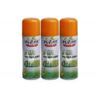 Wholesale Aerosol Car Air Freshener Spray 330ml Orange / Ocean Fragrance Nonflammable from china suppliers