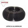 aluminium sheet film heatsink /cnc part heatsink aluminium /extruded aluminium heat for sale