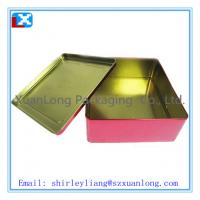 Wholesale Metal Chocolate Box from china suppliers