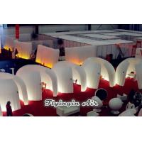 Customized Inflatable Spiral Tent, Inflatable Wall for House and Meetings