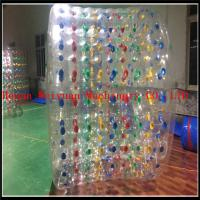 China Best Selling 2.2M Inflatable Water Roller summer hot inflatable water roller zorb ball with custom color on sale
