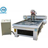 Wholesale Dual Double Spindles 4x8 Ft CNC Wood Router Machine Stone Metal Carving from china suppliers