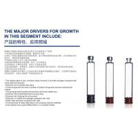 Wholesale 1.5ml 1.8ml 3ml Glass cartridge for use in sterile medicine production with free sample from china suppliers