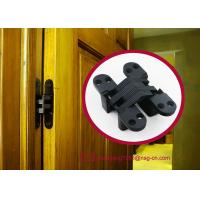 Buy cheap Hidden Zinc Alloy Invisible Concealed Cross Hinge for Wooden Doors 116*27.8*41mm from wholesalers