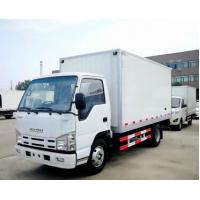 Wholesale hot sales 4x2 small ISUZU Brand refrigerator truck for sale from china suppliers