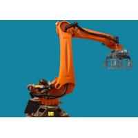 Wholesale Rotary Scraping Robot Palletizing Equipment For Cartons Cans Containers from china suppliers