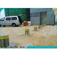 Wholesale Access Control System Retractable Hydraulic Rising Bollards for Car Park from china suppliers