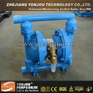 China Cast Iron, Aluminum, Stainless Steel, Plastic, Teflon Diaphragm pump on sale