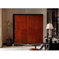Wholesale Bespoke Wardrobe closets for Villa house luxury furniture by Ebony wood in Glossy painting with Soft doors factory direc from china suppliers