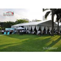 Wholesale 1000 People Banquet Wedding Style Large Marquee With Transparent Decoration from china suppliers