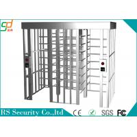 Wholesale Anti-static Intelligent Full Height Turnstile Suitable Enterprise Managerment from china suppliers