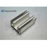 Wholesale EN-755 Standard Aluminium Window Profiles Mill Finish Aluminium Extrusion Profile from china suppliers