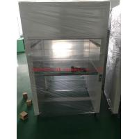 Cold Steel / SS Horizontal Laminar Flow Cabinet HEPA Filter Low Noise for sale
