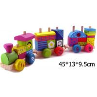 Wholesale Wooden Train/ Wooden Toys (HSG-T-015) from china suppliers