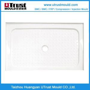 China Press mould  SMC shower base mould Taizhou SMC compression sanitary mould press mould maker in Taizhou on sale