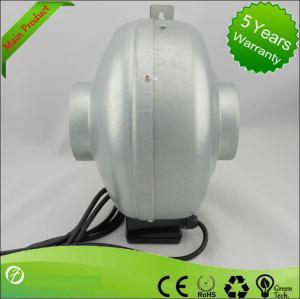 Wholesale 8'' 220v EC Unique Waterproof IP67 Noiseless Radon Inline Duct Fan from china suppliers